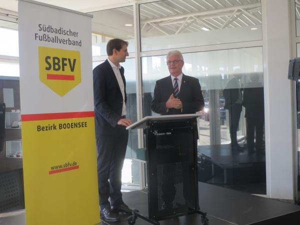 Bild III - Andreas Jung und Konrad Matheis - Bild BFA Bodensee