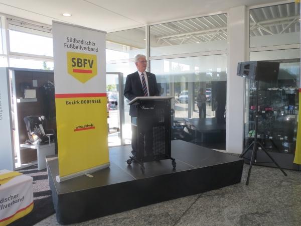 Bild IV - Matheis Konrad - Bezirksvorsitzender - Bild BFA Bodensee