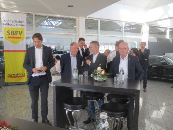 Bild XI - Ehrungstag - Bild BFA Bodensee
