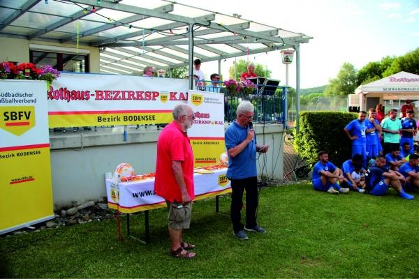 Rothaus Bezirkspokal der Herren 2021 - Bild: BSA Bodensee