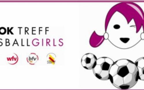 AOK-Treff Fußballgirls