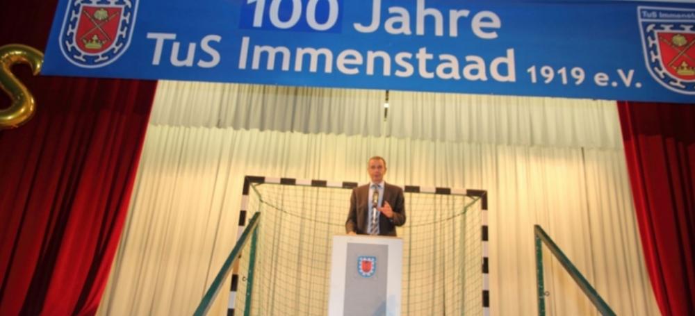 100 Jahre TuS Immenstaad - Foto Bärbel Härle Schultheiss
