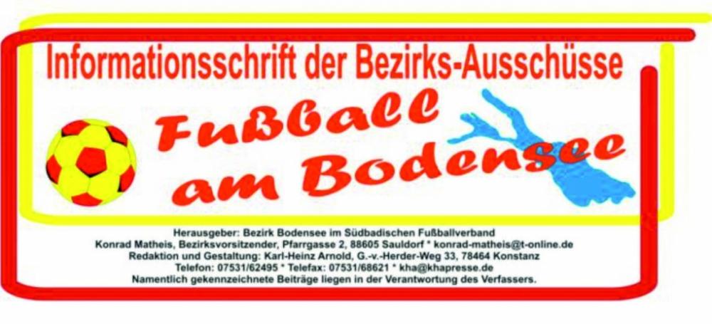 Fußball am Bodensee