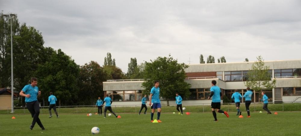 Training SV Reichenau - Foto Ingo Feiertag, SÜDKURIER