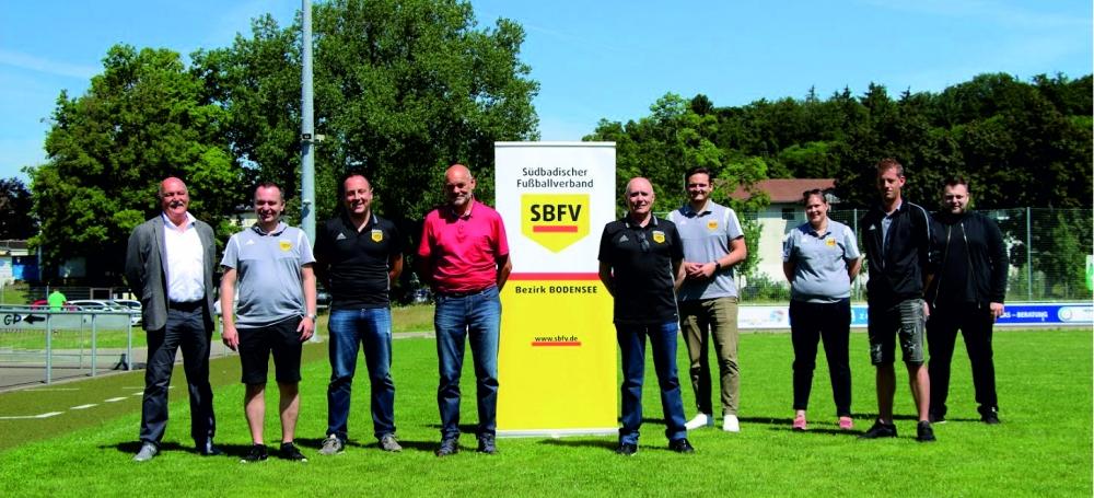 Bezirksjugendausschuss 2021 - Bild: BSA Bodensee